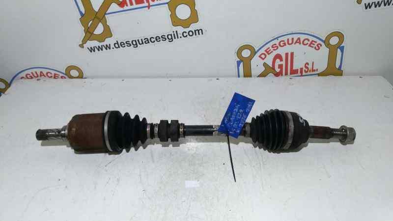 TRANSMISION DELANTERA IZQUIERDA NISSAN QASHQAI (J10) Visia  1.5 dCi Turbodiesel CAT (103 CV) |   01.08 - ..._img_0