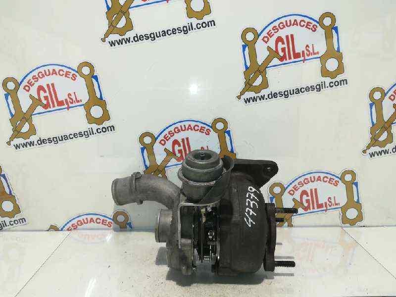 TURBOCOMPRESOR RENAULT MEGANE II BERLINA 5P Dynamique  1.9 dCi Diesel (120 CV)     07.04 - ..._img_4