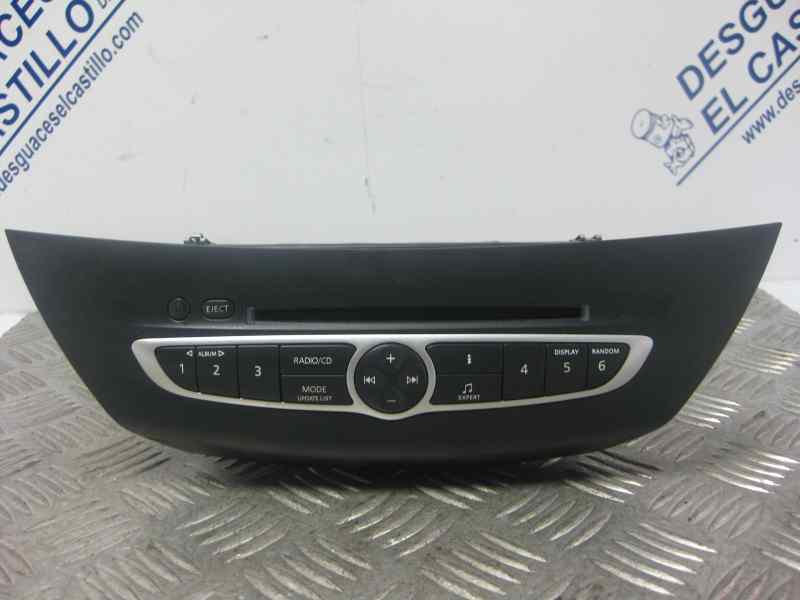 SISTEMA AUDIO / RADIO CD RENAULT LAGUNA III Dynamique  2.0 dCi Diesel CAT (150 CV) |   09.07 - 12.09_img_0