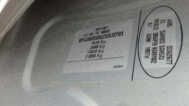 CATALIZADOR RENAULT SCENIC (JA..) 1.9 D RT   (64 CV) |   10.00 - 12.01_img_3