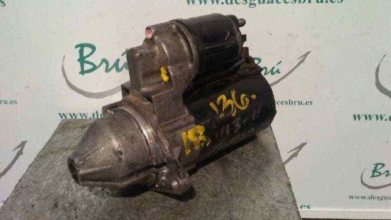 MOTOR ARRANQUE OPEL CORSA C Club  1.0 12V CAT (Z 10 XE / LW3) (58 CV) |   08.00 - 12.03_img_0