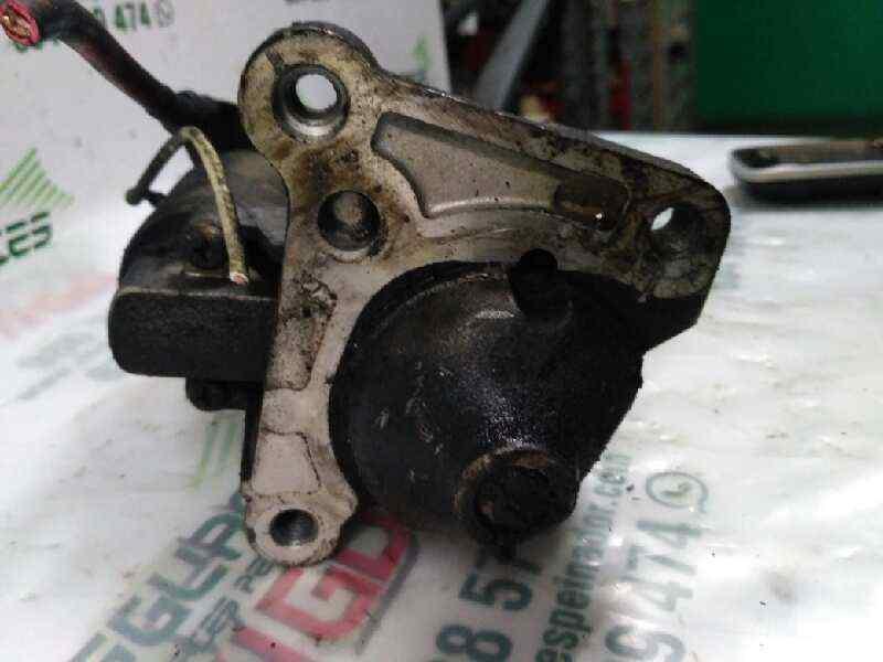 MOTOR ARRANQUE RENAULT KANGOO (F/KC0) ALIZE  1.9 dCi Diesel CAT (80 CV) |   09.01 - ..._img_2