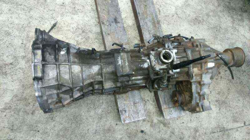 CAJA CAMBIOS NISSAN PICK-UP (D22) TD Doble Cabina 4X4  2.5 Turbodiesel (103 CV) |   0.98 - ..._img_2