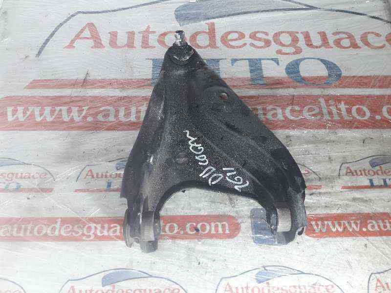 BRAZO SUSPENSION INFERIOR DELANTERO IZQUIERDO DACIA LOGAN Ambiance  1.5 dCi Diesel CAT (68 CV) |   05.05 - 12.10_img_0