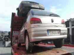 peugeot 306 berlina 3/4/5 puertas (s2) xr  1.9 diesel (69 cv) 1997-2000 WJZ VF37AWJZT32