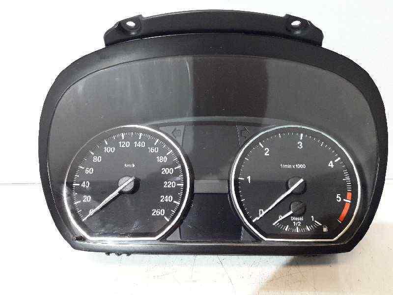 CUADRO INSTRUMENTOS BMW SERIE 1 BERLINA (E81/E87) 120d  2.0 Turbodiesel CAT (177 CV)     03.07 - 12.12_img_0
