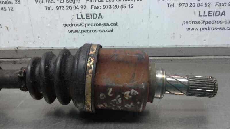 TRANSMISION DELANTERA IZQUIERDA NISSAN ALMERA (N16/E) 1.5 dCi Turbodiesel CAT   (82 CV) |   0.00 - ..._img_1