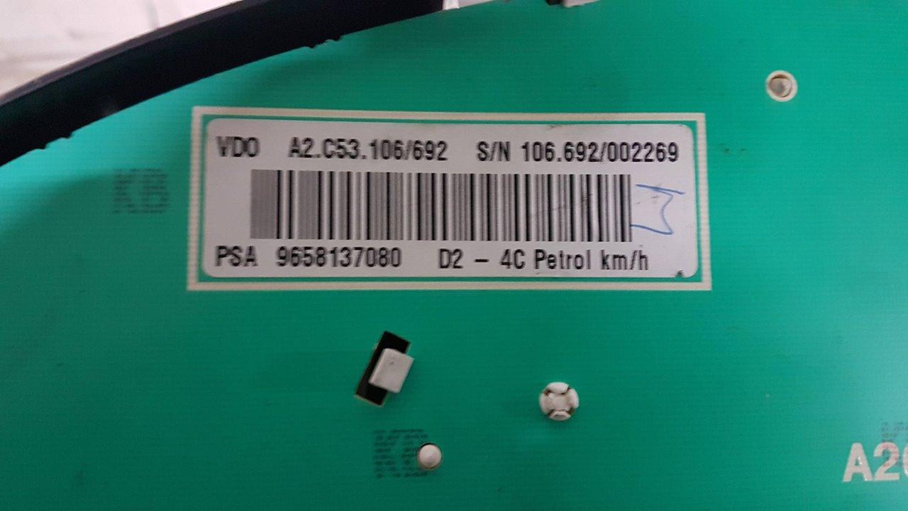 CUADRO INSTRUMENTOS PEUGEOT 407 SR Confort  1.8 16V CAT (116 CV)     05.04 - 12.05_img_3