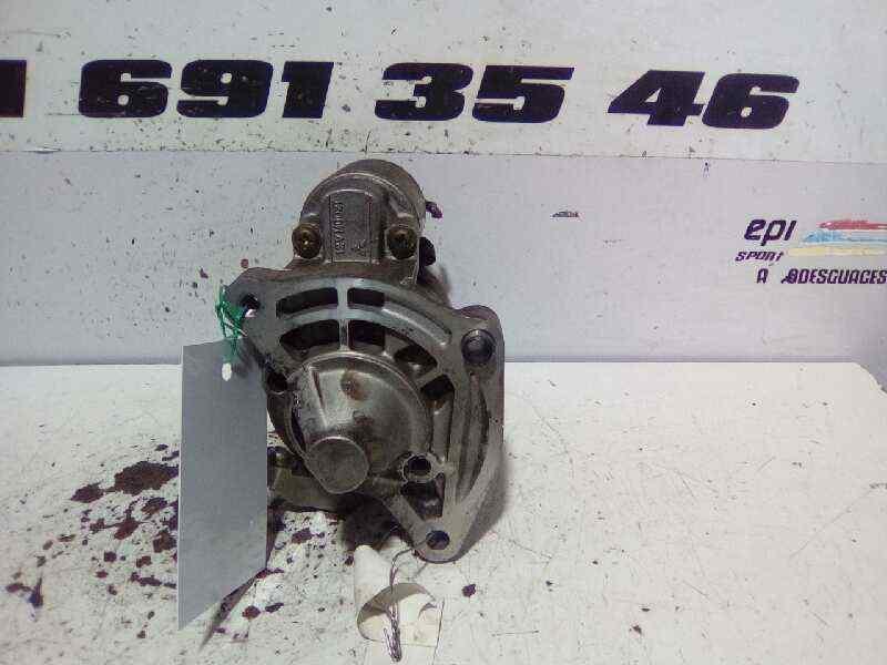MOTOR ARRANQUE PEUGEOT 206 BERLINA XR  1.1  (60 CV) |   06.98 - 12.02_img_0
