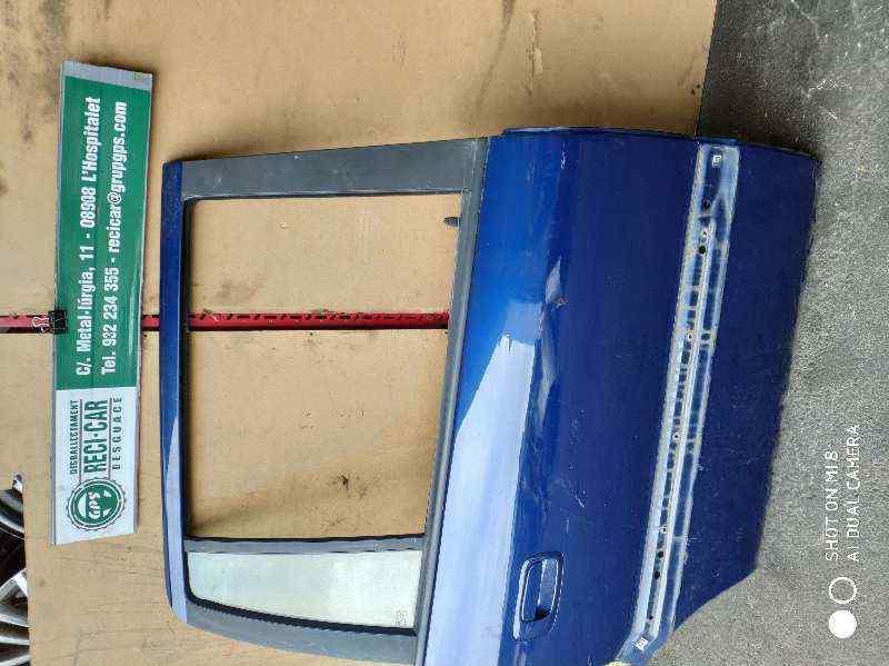 PUERTA TRASERA DERECHA OPEL ZAFIRA A Design Edition  2.2 16V DTI CAT (Y 22 DTR / L50) (125 CV)     01.03 - 12.05_img_1