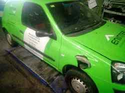 renault clio ii fase ii (b/cb0) authentique  1.5 dci diesel (65 cv) 2001-2003 K9K VF1SBR7EF32