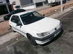 peugeot 306 berlina 4 puertas (s1) style d  1.9 diesel (69 cv) 1994-1997  VF37AD9B230