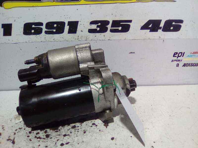 MOTOR ARRANQUE SKODA FABIA (6Y2/6Y3) Comfort  1.4 TDI (69 CV) |   09.05 - ..._img_2