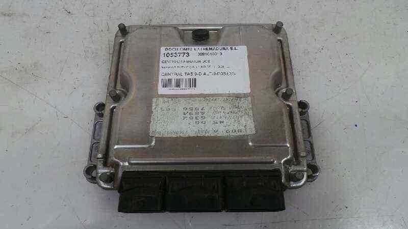 CENTRALITA MOTOR UCE RENAULT SCENIC (JA..) 1.9 D RT   (98 CV) |   0.99 - ..._img_0
