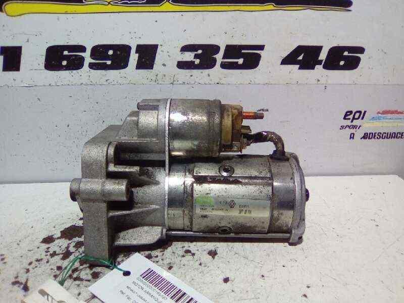 MOTOR ARRANQUE RENAULT LAGUNA II (BG0) Authentique  2.2 dCi Turbodiesel (150 CV) |   0.01 - ..._img_3