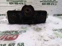 mando climatizador renault megane ii berlina 5p confort authentique 1.5 dci diesel (82 cv) 2002-2006