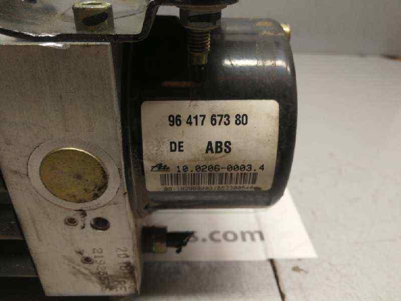 ABS CITROEN C5 BERLINA 2.0 HDi SX   (109 CV) |   0.01 - ..._img_1