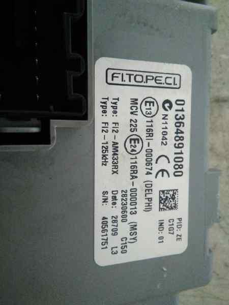 CAJA RELES / FUSIBLES FIAT FIORINO SX Furg.  1.3 16V JTD CAT (75 CV)     02.08 - ..._img_2