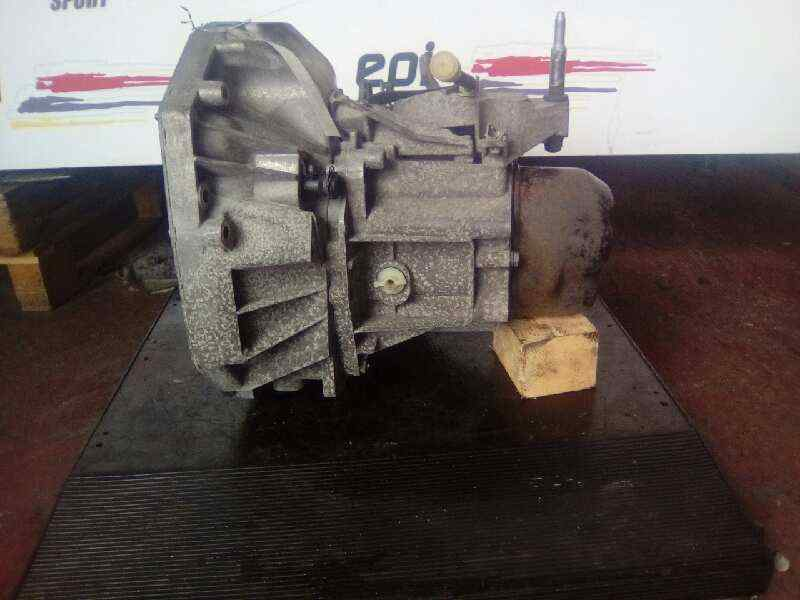CAJA CAMBIOS RENAULT KANGOO (F/KC0) Alize  1.5 dCi Diesel (65 CV) |   03.03 - 12.07_img_4