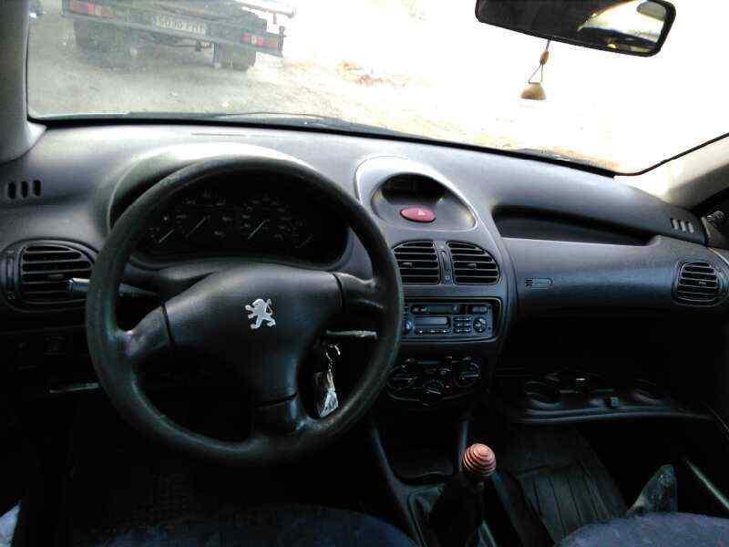 WARNING PEUGEOT 206 BERLINA XN  1.9 Diesel (69 CV) |   09.98 - 12.02_img_4