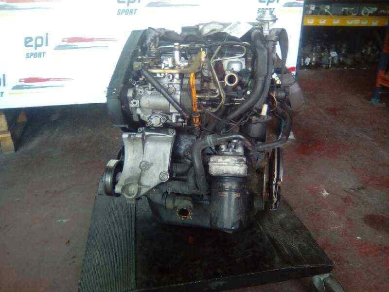 MOTOR COMPLETO SEAT IBIZA (6K) Básico  1.9 Diesel CAT (1Y) (64 CV) |   12.96 - 12.97_img_0