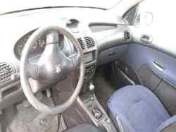 peugeot 206 berlina xn  1.9 diesel (69 cv) 1998-2002 WJZ VF32CWJZT40