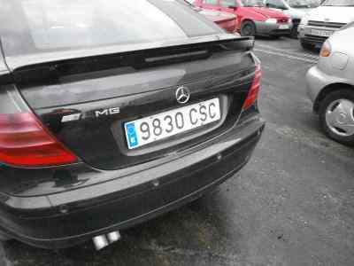 TRANSMISION CENTRAL MERCEDES CLASE C (W203) SPORTCOUPE C 220 CDI (203.706)  2.2 CDI CAT (143 CV) |   10.00 - 12.04_img_6