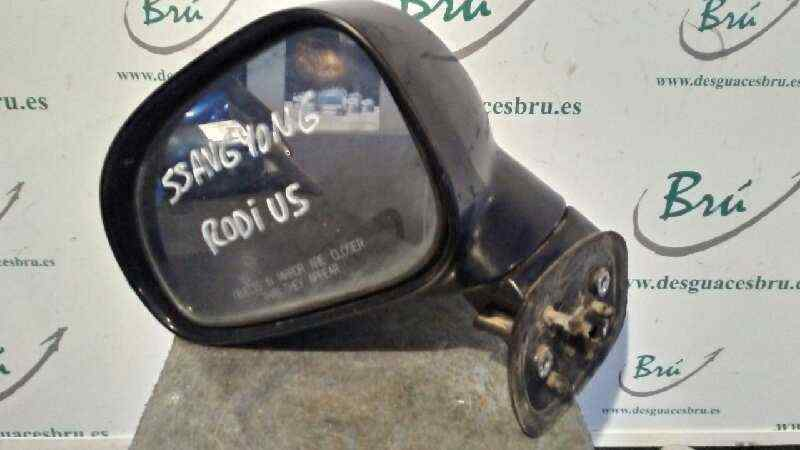 RETROVISOR IZQUIERDO SSANGYONG RODIUS Xdi  2.7 Turbodiesel CAT (163 CV) |   05.05 - 12.11_img_0