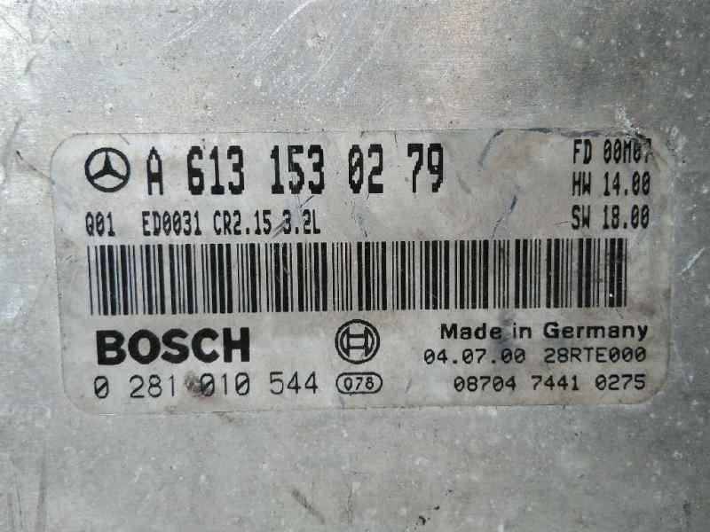 CENTRALITA MOTOR UCE MERCEDES CLASE S (W220) BERLINA 320 CDI (220.026)  3.2 CDI CAT (197 CV) |   08.99 - 12.02_img_1