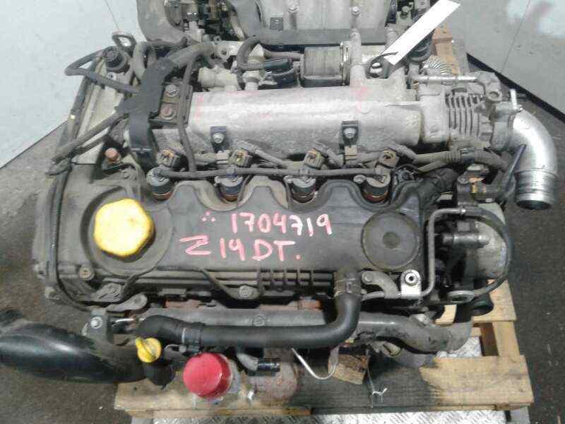 MOTOR COMPLETO OPEL ASTRA H BER. Sport  1.9 CDTI (120 CV) |   11.06 - 12.08_img_4