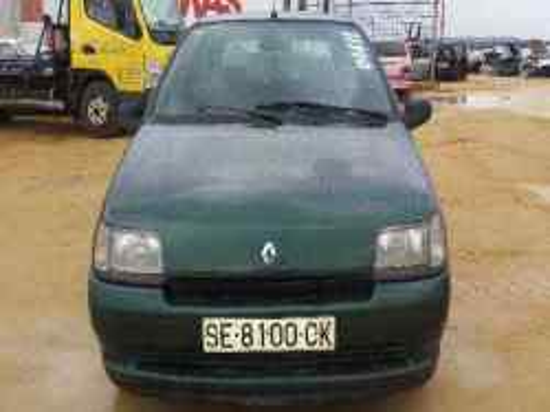 RENAULT CLIO I PHASE III 1.4