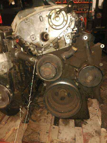 MOTOR COMPLETO MERCEDES CLASE SLK (W170) ROADSTER 230 Compressor (170.447)  2.3 Compresor CAT (193 CV) |   04.96 - 12.00_img_2