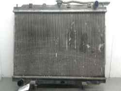 radiador gasoil nissan almera (n16/e) acenta  2.2 16v turbodiesel cat (110 cv) 2002-2003