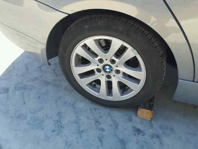 REJILLA DELANTERA BMW SERIE 3 BERLINA (E90) 320d  2.0 Turbodiesel CAT (177 CV) |   09.07 - 12.10_img_4