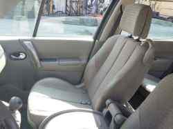 asiento delantero derecho