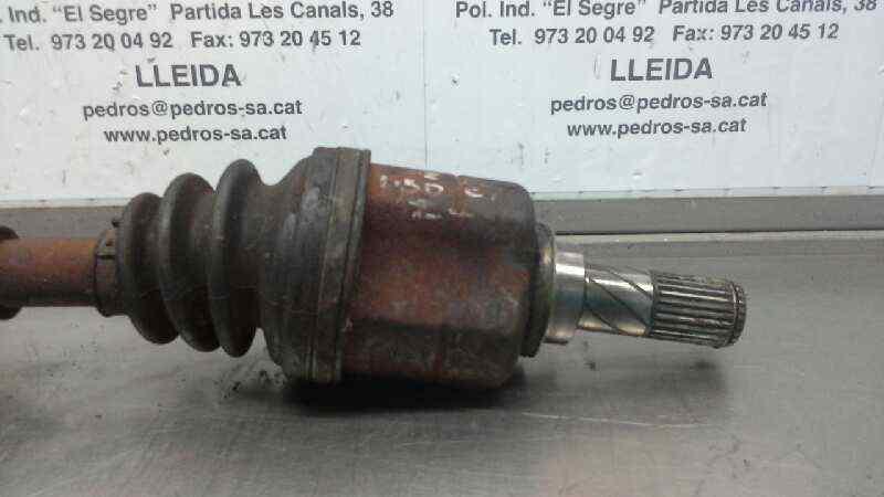TRANSMISION DELANTERA IZQUIERDA NISSAN ALMERA (N16/E) 1.5 dCi Turbodiesel CAT   (82 CV) |   0.00 - ..._img_2
