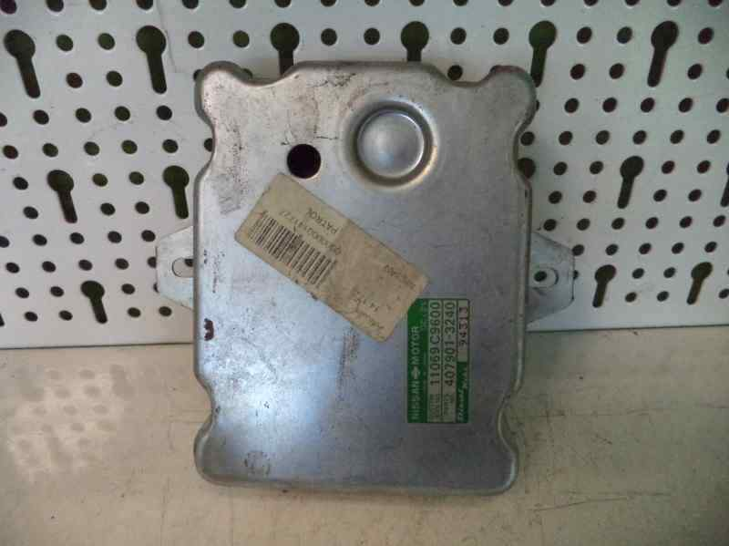 CAJA PRECALENTAMIENTO NISSAN PATROL (K/W260) Largo TA  2.8 Diesel (95 CV) |   03.89 - 12.98_img_0