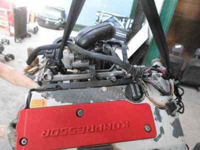 MOTOR COMPLETO MERCEDES CLASE SLK (W170) ROADSTER 2.3 Compresor CAT   (193 CV) |   0.96 - ..._img_2
