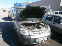 peugeot partner (s2) combiespace  2.0 hdi cat (90 cv) 2002-2008  VF3QJRHYK95