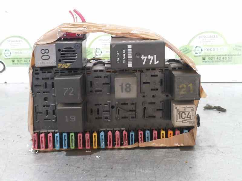 recambio de caja reles fusibles de seat ibiza 6k 1 9 diesel 1y 68 cv en segovia recoautos. Black Bedroom Furniture Sets. Home Design Ideas