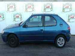 peugeot 306 berlina 3/4/5 puertas (s2) graffic  1.9 diesel (68 cv) 1997- DJYXUD9A VF37CDJYT32