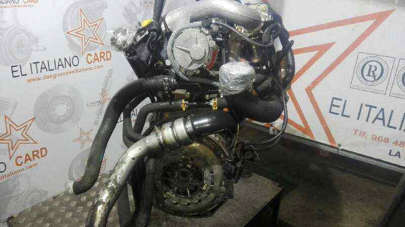 MOTOR COMPLETO RENAULT SCENIC II Grand Dynamique  1.9 dCi Diesel (120 CV) |   10.06 - ..._img_4