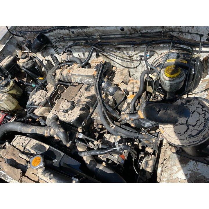 NISSAN TERRANO/TERRANO II (R20) Comfort  2.7 Turbodiesel (101 CV) |   12.99 - 12.02_img_1
