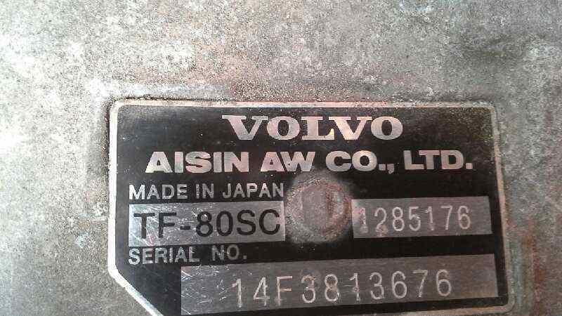 CAJA CAMBIOS VOLVO XC60 R-Design AWD  2.4 Diesel CAT (215 CV) |   05.11 - 12.13_img_3