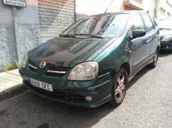 NISSAN ALMERA TINO (V10M) 2.2 dCi Diesel CAT