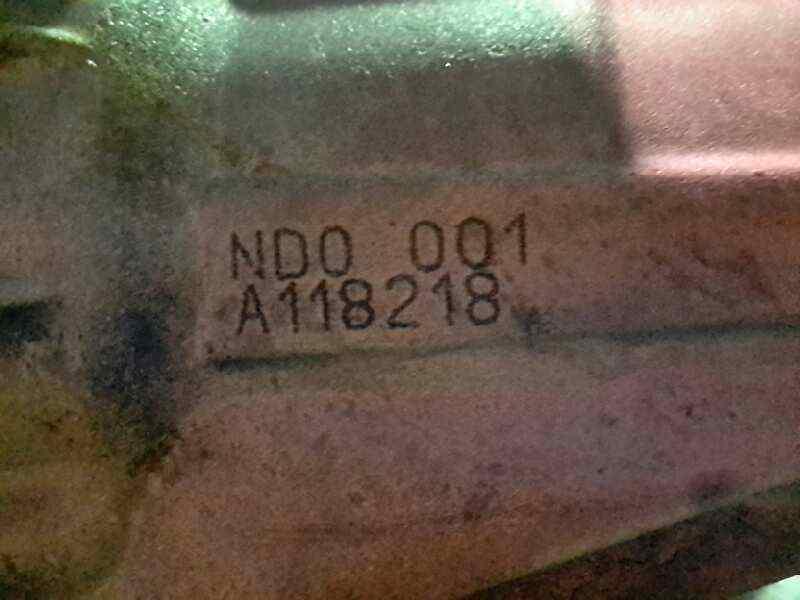CAJA CAMBIOS RENAULT MEGANE II FAMILIAR Dynamique  1.9 dCi Diesel FAP CAT (110 CV) |   11.05 - ..._img_1