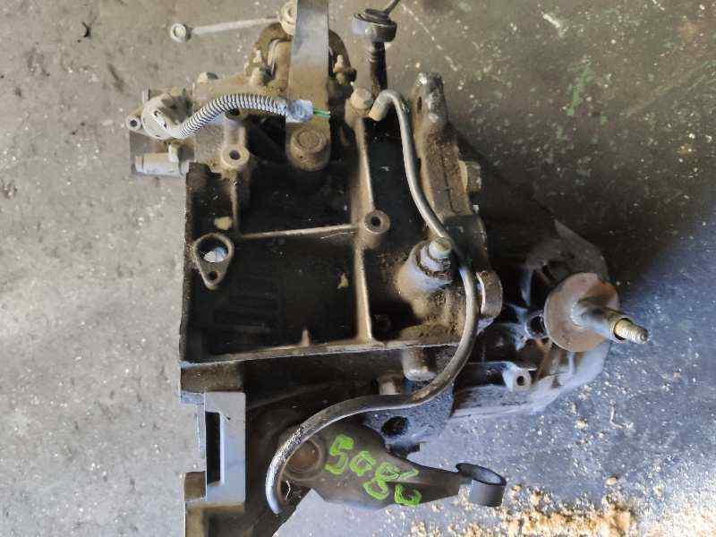 CAJA CAMBIOS PEUGEOT PARTNER (S1) Break  1.9 Diesel (69 CV) |   07.96 - 12.98_img_1