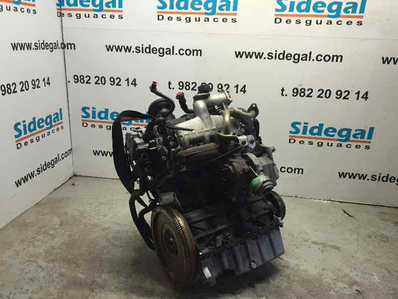 MOTOR COMPLETO AUDI A3 (8L) 1.9 TDI Ambition   (101 CV) |   12.00 - 12.03_img_0