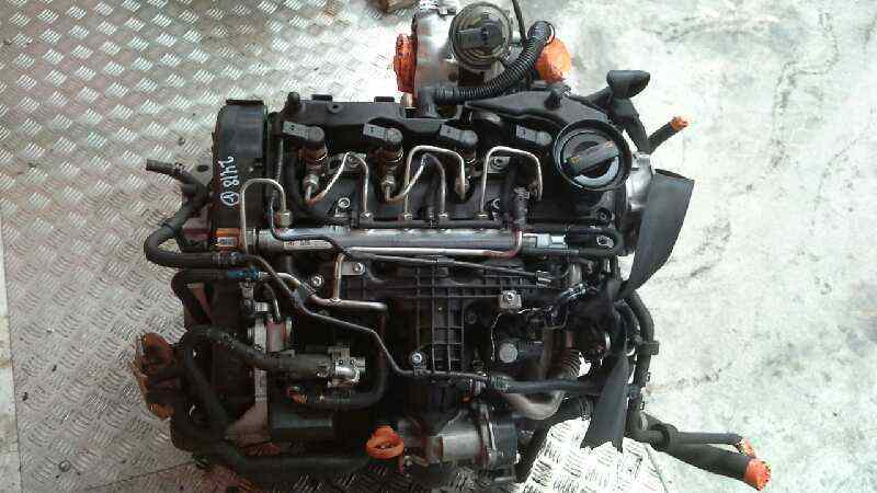 MOTOR COMPLETO SEAT ALTEA XL (5P5) Reference Ecomotive  1.6 TDI (105 CV) |   10.09 - 12.13_img_1