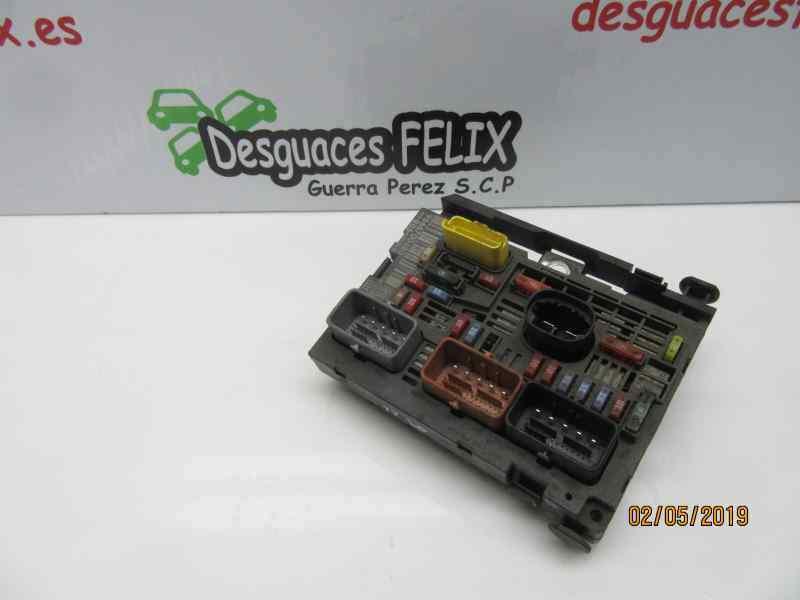 CAJA RELES / FUSIBLES CITROEN BERLINGO CUADRO SX  1.6 16V HDi (90 CV) |   04.08 - 12.11_img_0